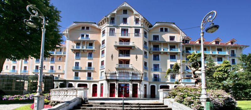 Hebergement cure thermale allevard appartements tarif curiste for Appart hotel tarif